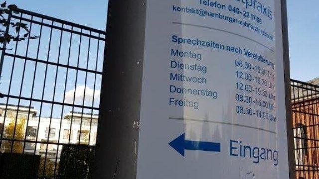 Werbetechnik-Einsatz in Hamburg