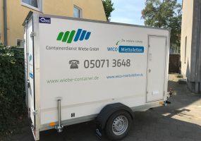 Containerdienst Wiebe
