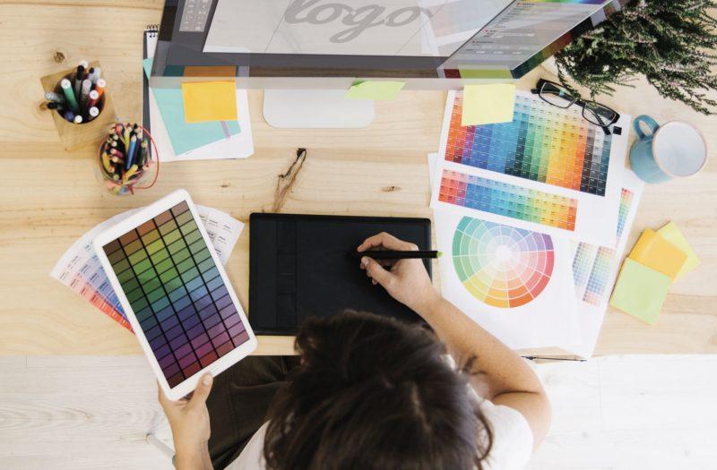 Interwals Grafikdesign Drucksachen Verden